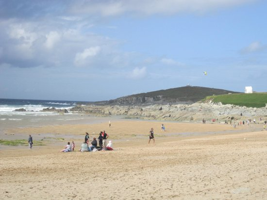 Newquay Activity Centre: Fistral beach