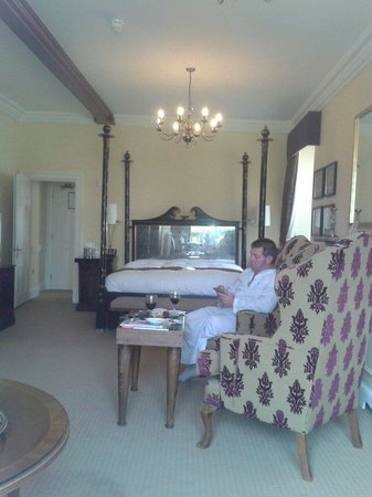 Ettington Park Hotel : The Shakespeare Suite