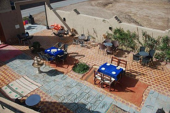 Restaurant Oasis Tafilalet: Oasis tafilalet