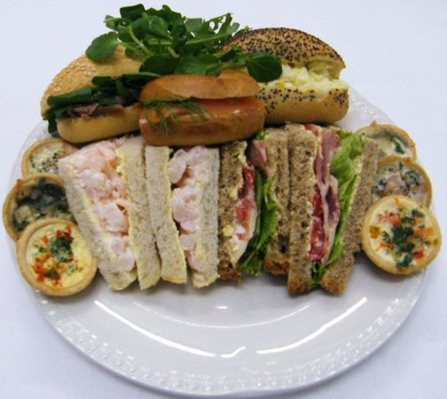 Bacon sandwich and coffee - Foto di Atlas, Nottingham - TripAdvisor