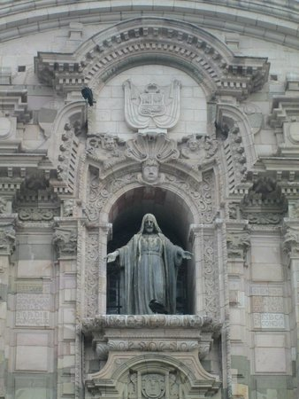 Cathedral of Lima: detalhes