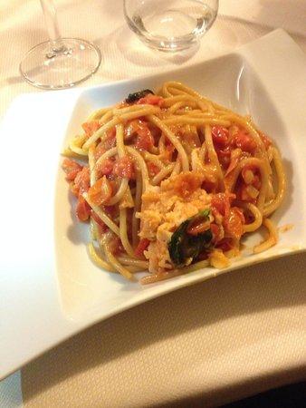Nerino Dieci Trattoria : spaghetti turanici