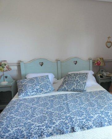Hotel Blau Mar : chambre