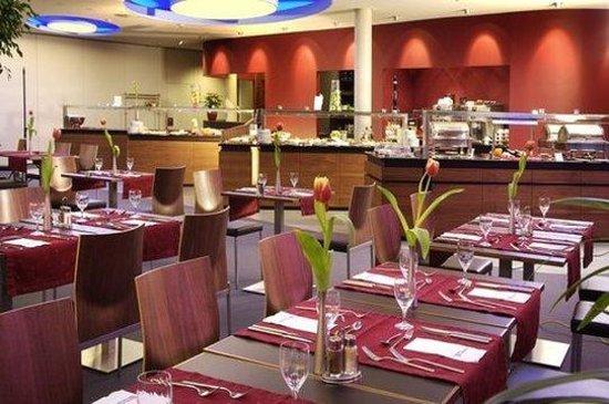 Hilton Garden Inn Stuttgart NeckarPark: Restaurant