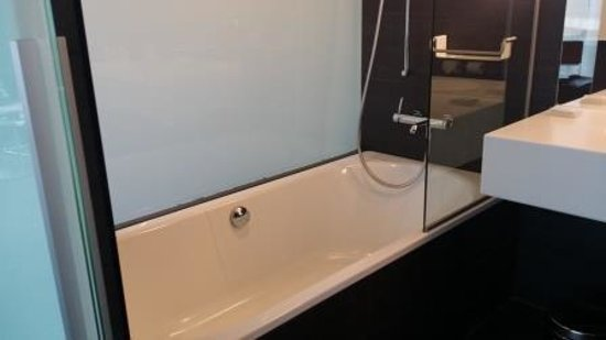 Radisson Blu Hotel, Lucerne : Bath