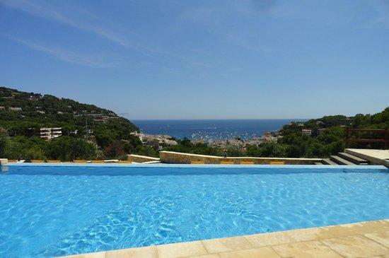 Hotel Blau Mar : piscine