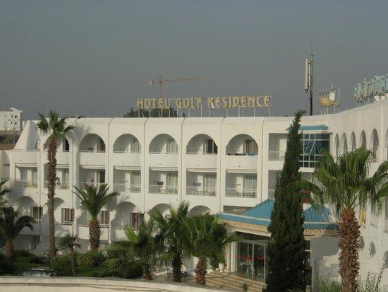 Golf Residence Hotel : Hotel