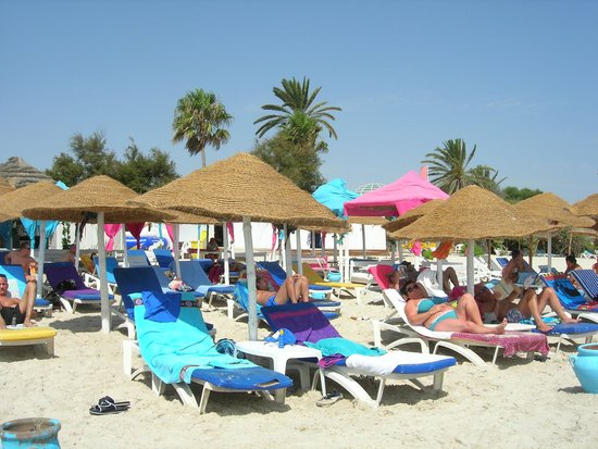 Golf Residence Hotel : spiaggia