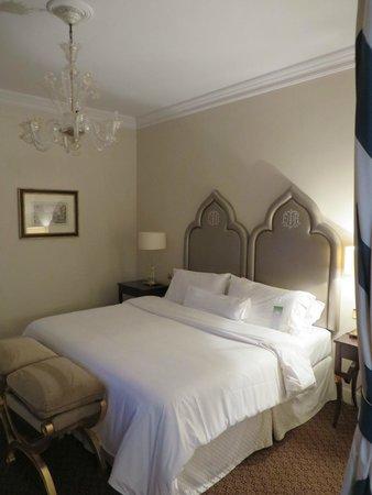 The Westin Europa & Regina, Venice: Suite sleeping area