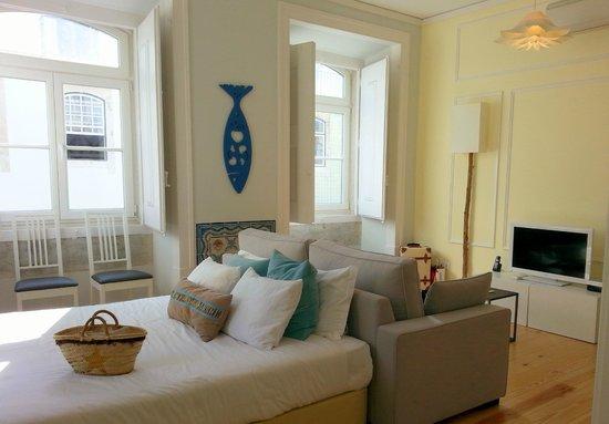 Casas da Baixa - Jules & Madeleine: apartamento 3B
