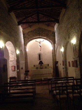 La Pieve: La chiesetta