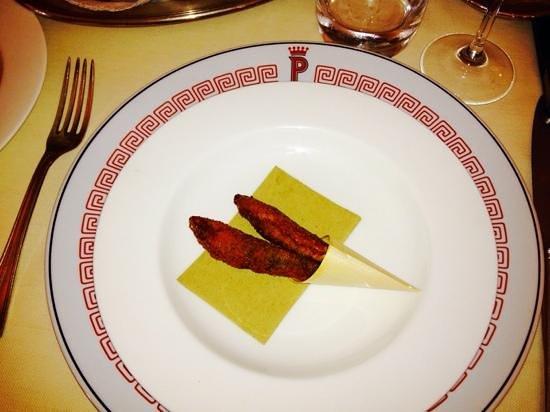 Il Principe Restaurant : poisson frit