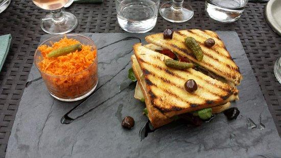 L'Estanquet: Homemade Sandwich by Alex