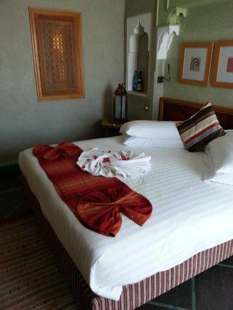 Hotel Les Jardins de l'Agdal : Номер