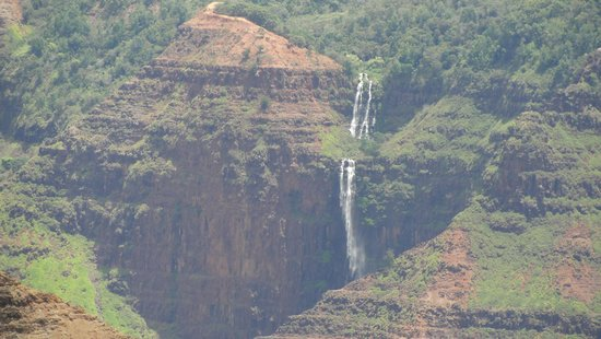 Waimea Canyon : Beautiful views..
