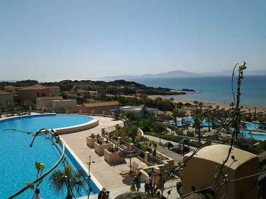 Grecotel Olympia Riviera Thalasso: Best beach ever!