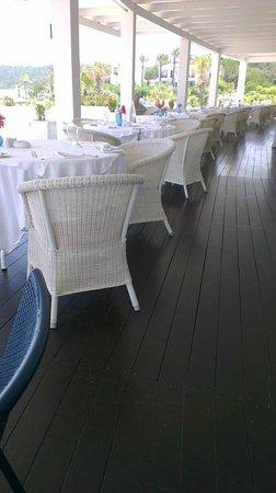Grecotel Olympia Riviera Thalasso: Restaurant