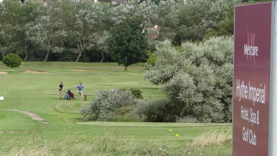 Hythe Imperial: Golf