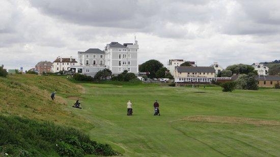 Hythe Imperial: Golf et l'Hôtel