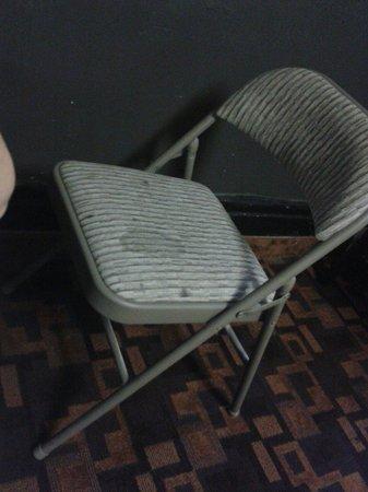 Adante Hotel: Per la colazione userete queste sedie