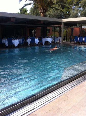 La Villa Duflot: La piscine