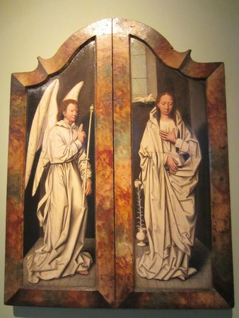 Sint-Janshospitaal : Memling altar piece