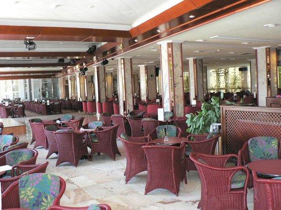Spring Hotel Vulcano: Le bar