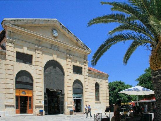 Mercato Agora di Chania : facciata