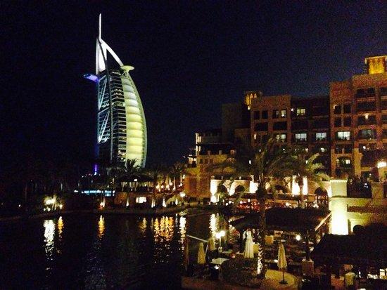Bahri Bar : Terrace View