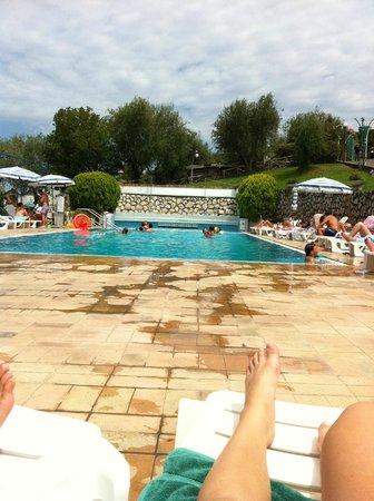 Residence Gocce di Capri : The pool !!
