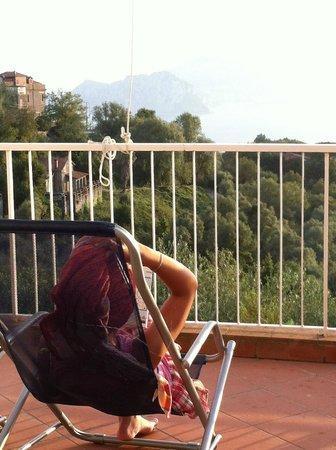 Residence Gocce di Capri : Our terrace