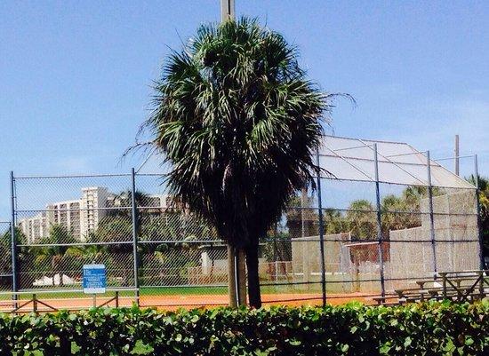Jupiter, FL: Baseball Field
