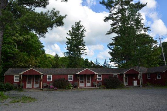 Phoenicia Lodge : Motel