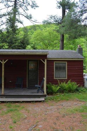 Phoenicia Lodge : Cottage 3