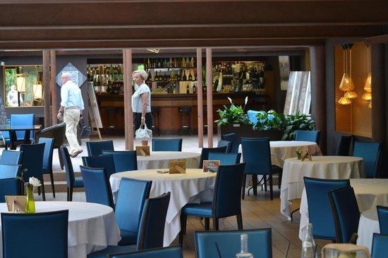 La Villa Duflot: Restauration/Bar