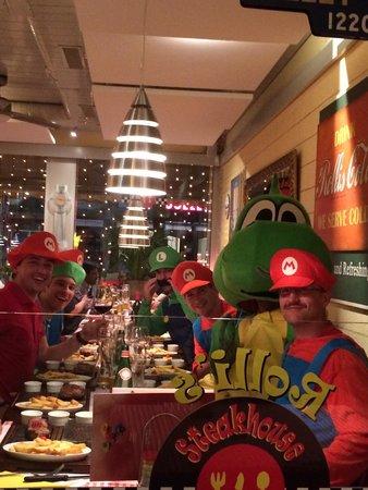 Rolli's Steakhouse Oerlikon: Coole Leute und Anlässe