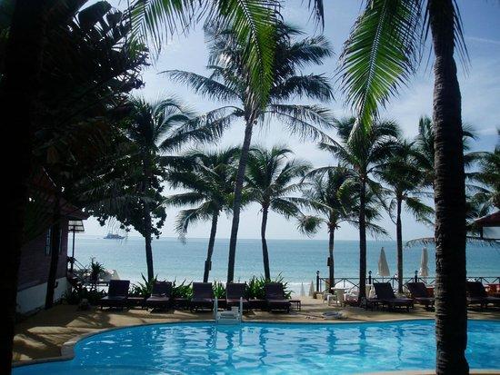 Samui Lagoon Bay: vue de la chambre