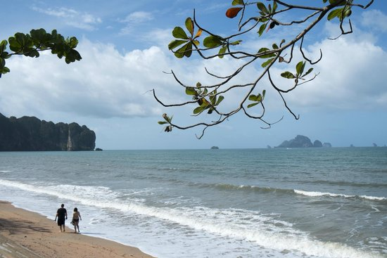 Centara Anda Dhevi Resort and Spa: Ao Nang Surroundings