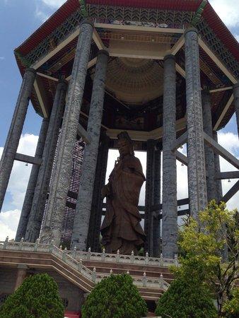 Kek Lok Si Temple: Largest Kuan Yin statue