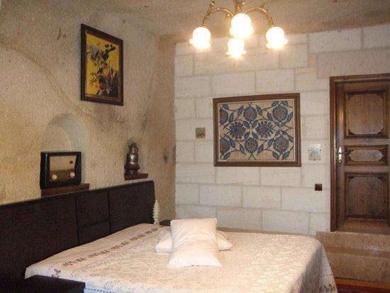 Canela Cave Hotel: 客室1