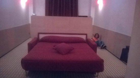 Kolbe Hotel Rome : quarto