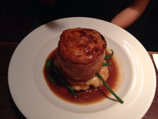 The Andover Arms: Yummy !!!
