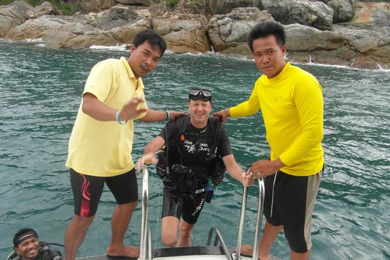Sea Bees Diving - Chalong : Great time