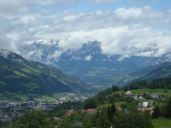Pension Edelweiss : Pongau valley