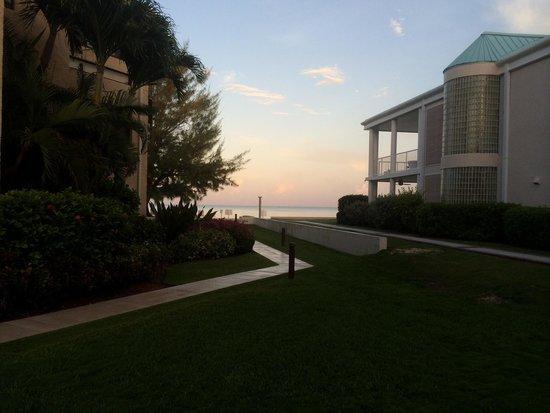 Plantana Condominiums: Beautiful morning