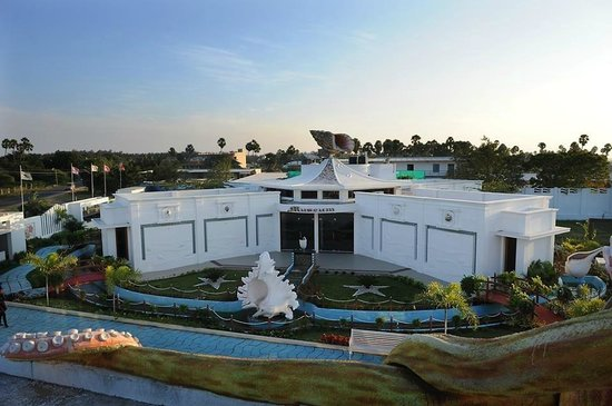 Mahabalipuram, Indien: India Seashell Museum - Asia's Largest Shell Museum. House for over 40,000 Specimens of shell
