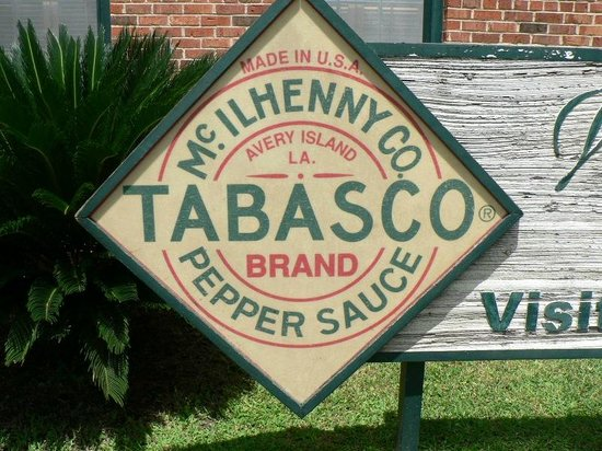 Tabasco Visitor Center and Pepper Sauce Factory: Welcome to Avery Island