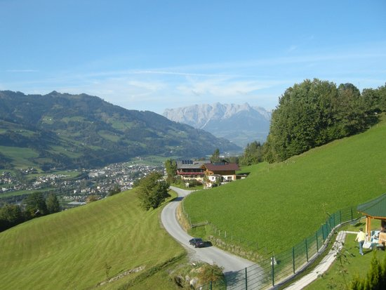 Pension Edelweiss: Pongau valley