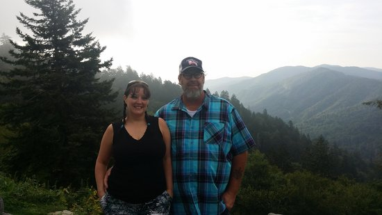 Foxfire Mountain Adventures: Chad n Stacy = Chacy