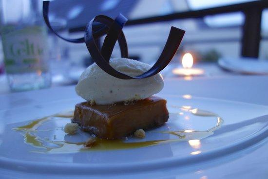 La Source Des Sens : Dessert